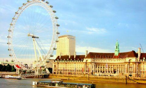 Roata London Eye din Londra