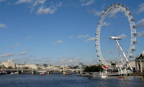 Roata London Eye din Londra
