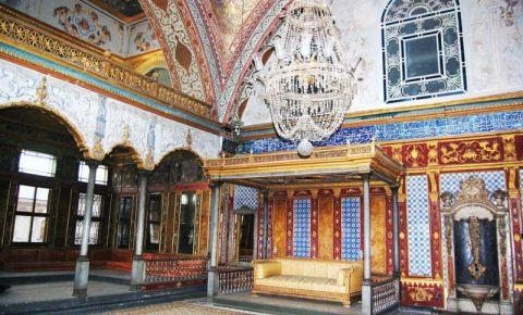 Sala Imperiala, Palatul Topkapi