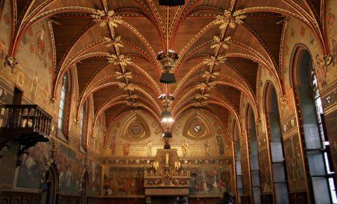 Salonul Gotic din Bruges
