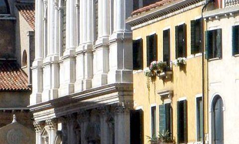 Scuola Grande dei Carmini din Venetia