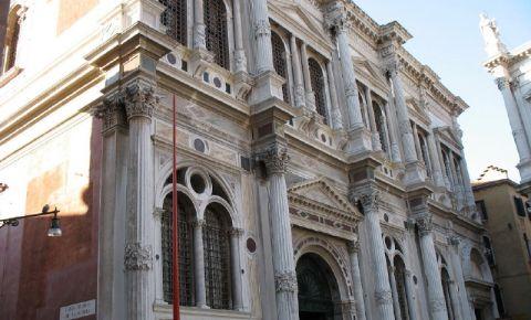 Scuola Grande di San Rocco din Venetia