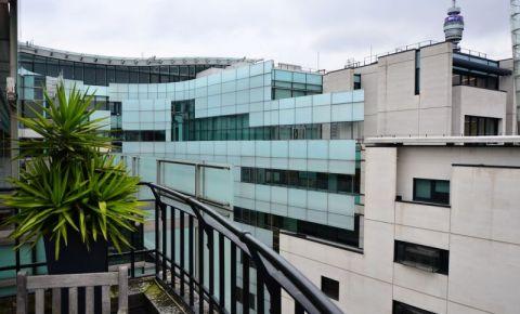 Sediul Televiziunii BBC din Londra
