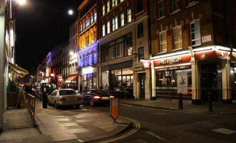 Soho, Londra