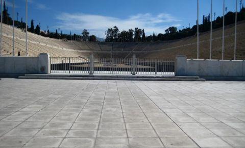 Stadionul Panathinaiko din Atena