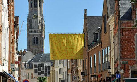 Magazine si piete in Bruges