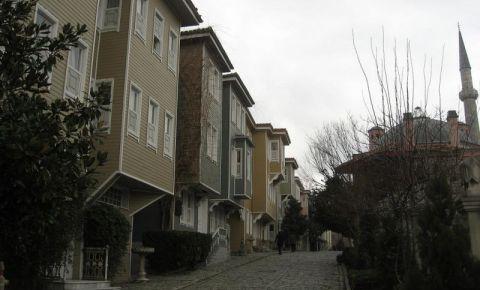 Strada Soguk Cesme din Istanbul