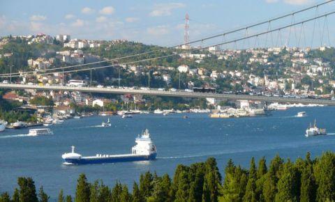Stramtoarea Bosfor din Istanbul