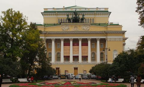 Teatrul Alexandriski din Sankt Petersburg