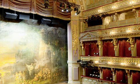 Teatrul de pe raul Viena