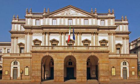 Teatrul Scala din Milano