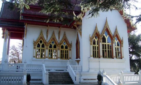 Templul Buddhapadipa din Londra