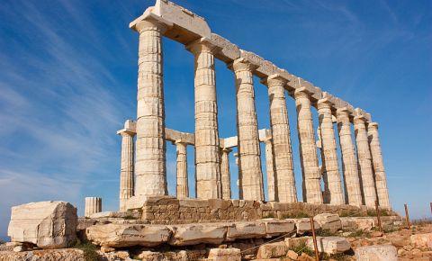 Templul lui Poseidon din Atena