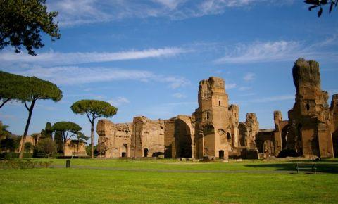 Baile lui Caracalla din Roma