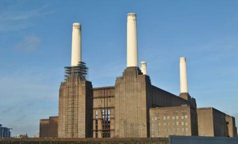 Termocentrala Battersea din Londra