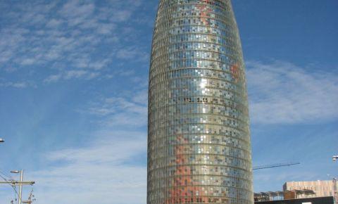 Turnul Agbar din Barcelona