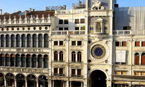 Turnul cu Ceas din Venetia