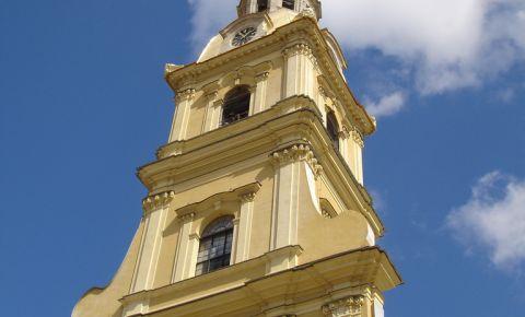 Turnul cu Clopot din Sankt Petersburg
