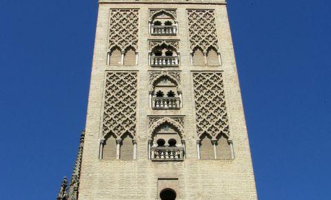 Turnul Giralda din Sevilia