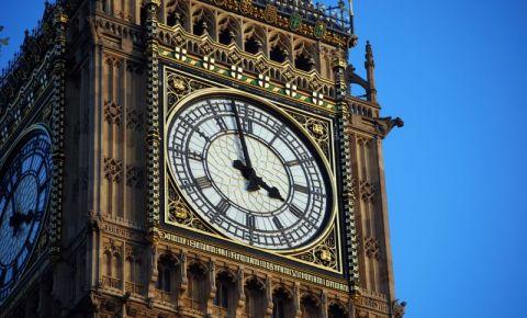 Ceasul Big Ben din Londra