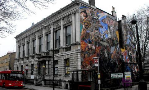Vechea Cladire a Primariei din Londra