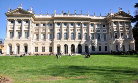 Vila Bonaparte din Milano