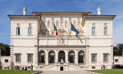 Gradina si Vila Borghese din Roma