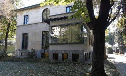 Vila Necchi Campiglio din Milano