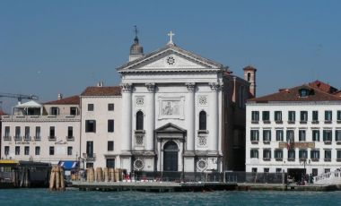 Biserica La Pieta din Venetia