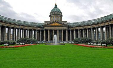 Catedrala Kazan din Sankt Petersburg