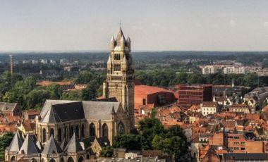 Catedrala Sfantul Salvator din Bruges