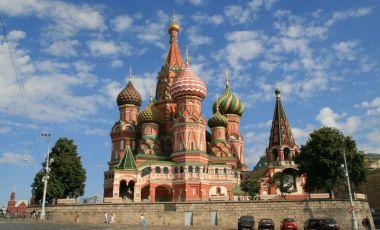 Catedrala Sfantului Vasile din Moscova