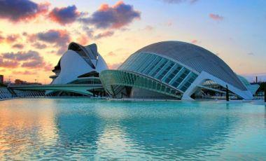 Complexul Artelor si Stiintelor din Valencia