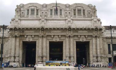 Gara Centrala din Milano