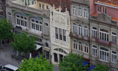 Libraria Lello din Porto