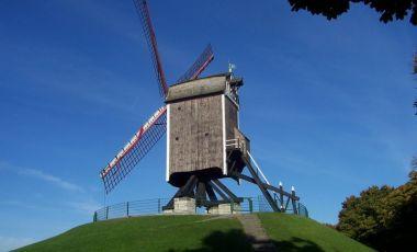 Morile de Vant din Bruges