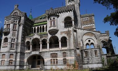 Palatul Dona Chica din Braga