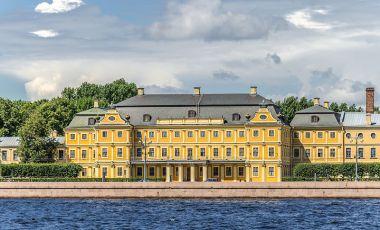 Palatul Menshikov din Sankt Petersburg