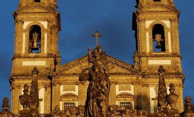 Sanctuarul Bom Jesus do Monte din Braga