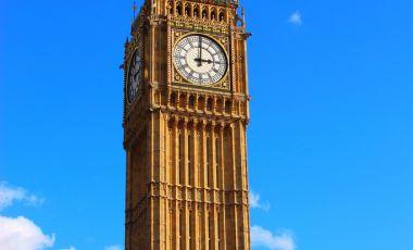 Turnul si Ceasul Big Ben din Londra