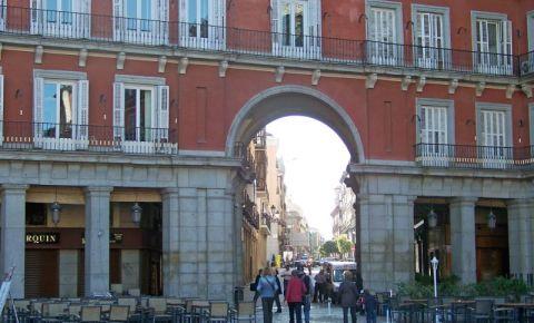 Arcul Cutitarilor din Madrid