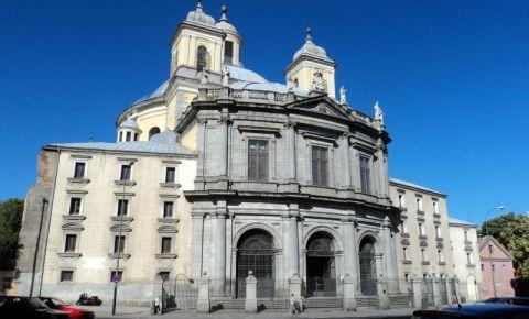 Basilica San Francisco el Grande din Madrid
