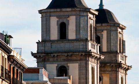 Basilica San Isidro din Madrid