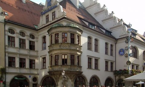 Beraria Hofbrau din Munchen