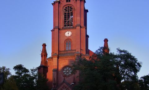 Biserica Gethsemanekirche din Berlin