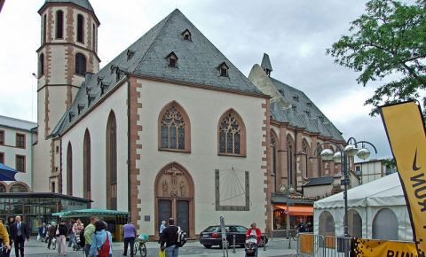 Biserica Liebfrauenkirche din Frankfurt