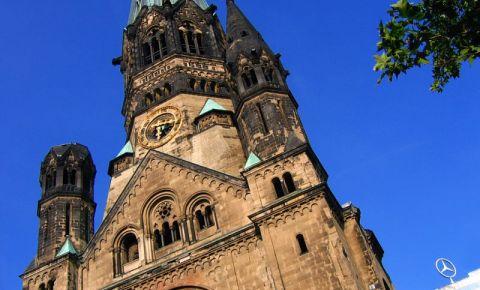 Biserica Memoriala a Imparatului Wilhelm din Berlin