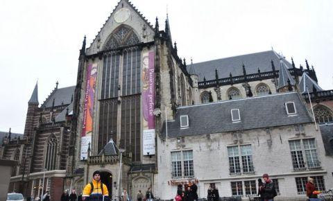 Biserica Nieuwe Kerk din Amsterdam