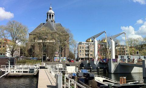 Biserica Oosterkerk din Amsterdam