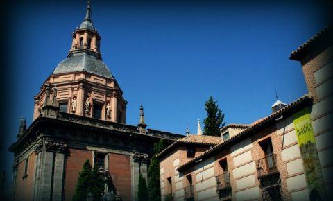Biserica San Andres din Madrid
